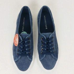 Rocket Dog Urban Fade Blue Sneaker Size 6.5